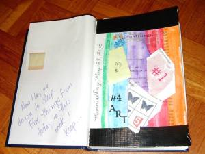 gratitude journal beginning