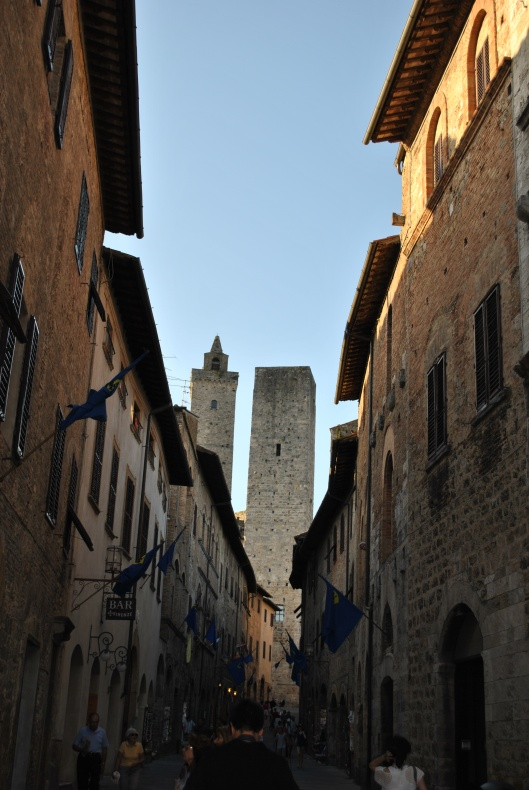 san gimingano towers