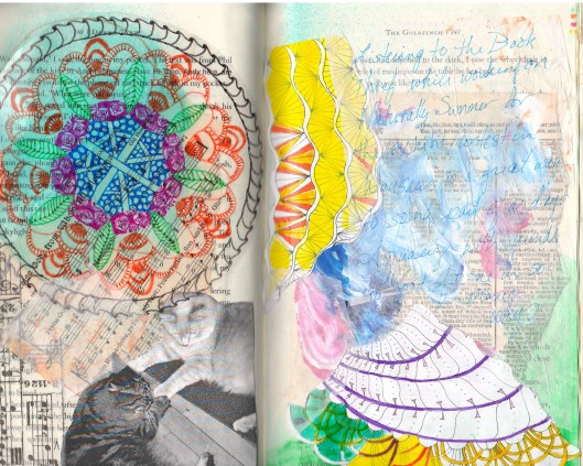 the book thief and art