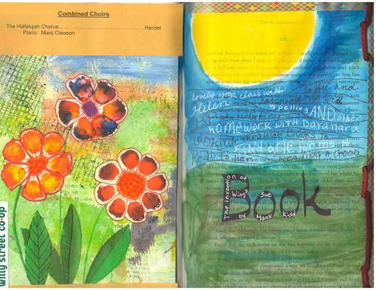 invincible summer sketch and book