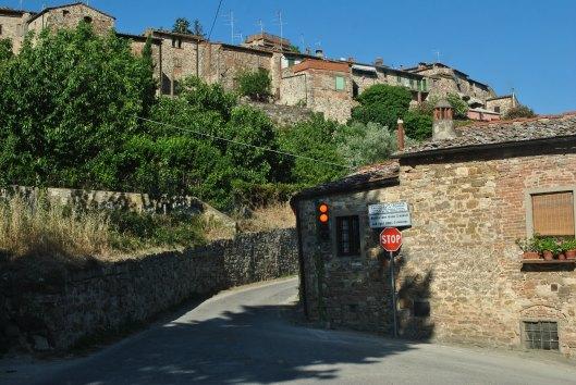Montefioralle in Chianti1