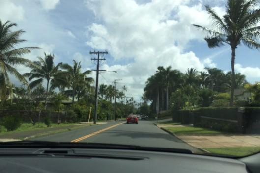 Honolulu street