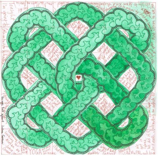 wabi sabi celtic knot