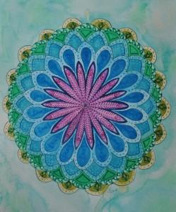 color study mandalas 002