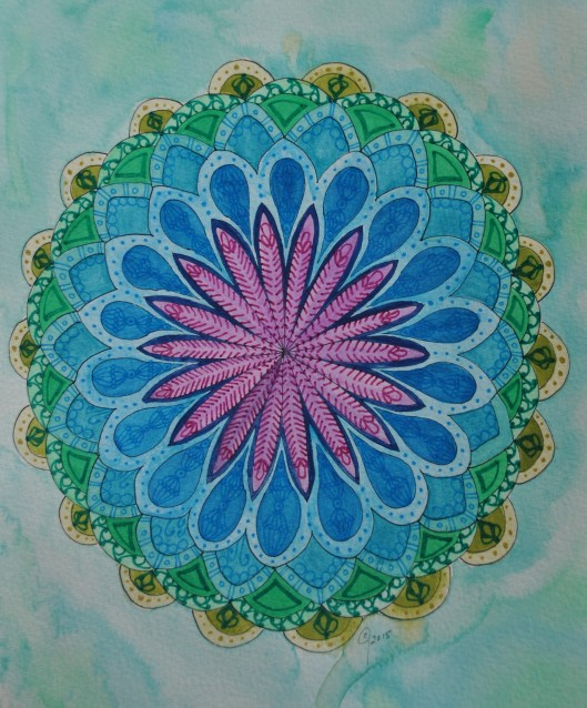 color study mandalas 002