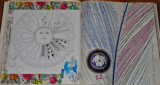 journal 52 mandalas