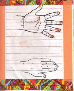 Jacobs journal hands