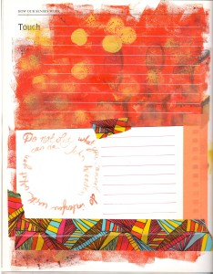 Jacobs journal touch