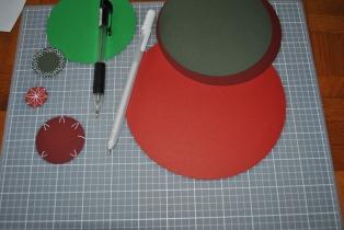 christmas color mandala 002