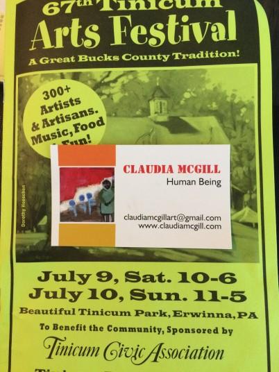 festival and claudia