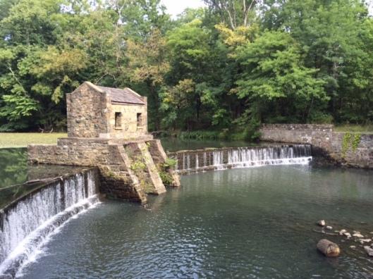 patriot path dam