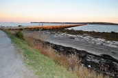 rockland-breakwater-lighthouse-sunset