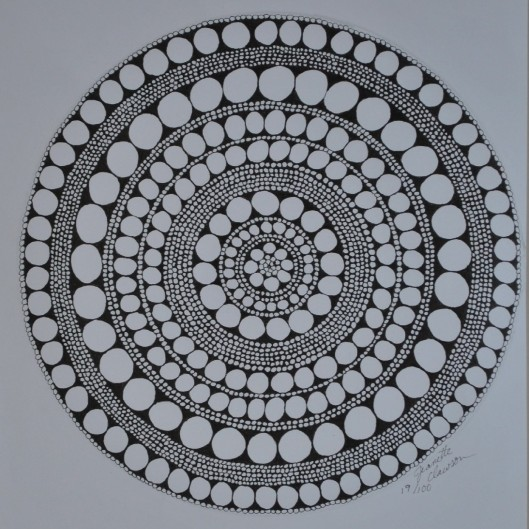 circle-meditation-mandala-19-of-100
