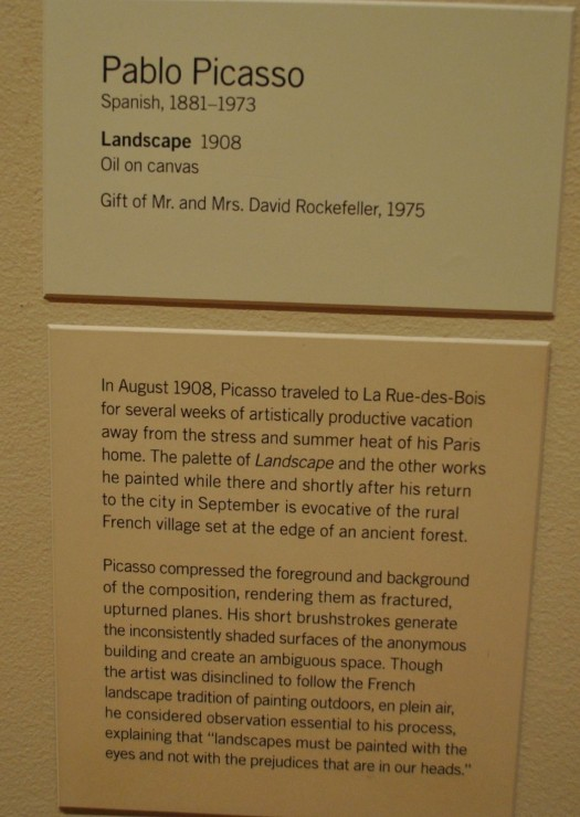 picasso-landscape-description