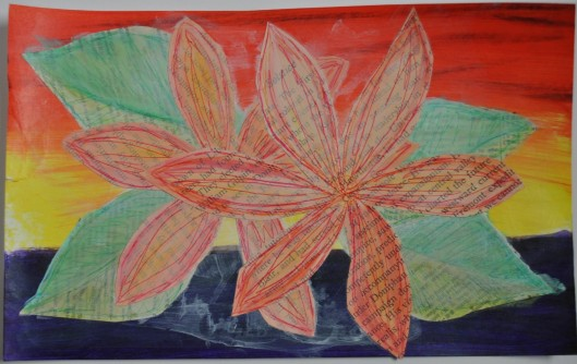 art-index-cards-flowers-and-primary-colors