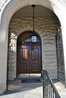 presbyterian-church-side-door-closeup