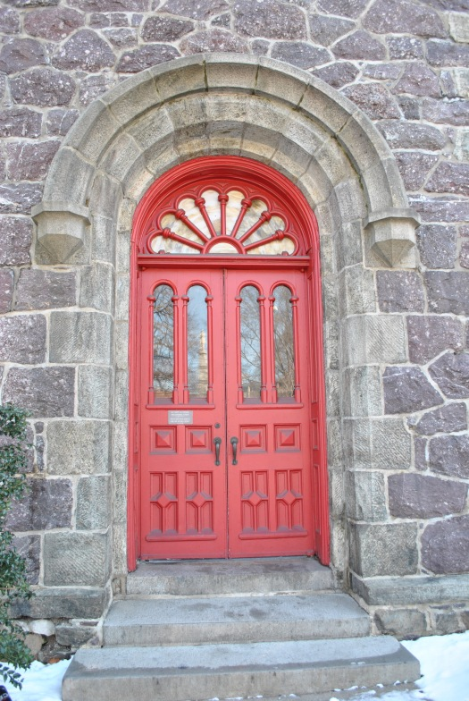 united-methodist-church-side-door