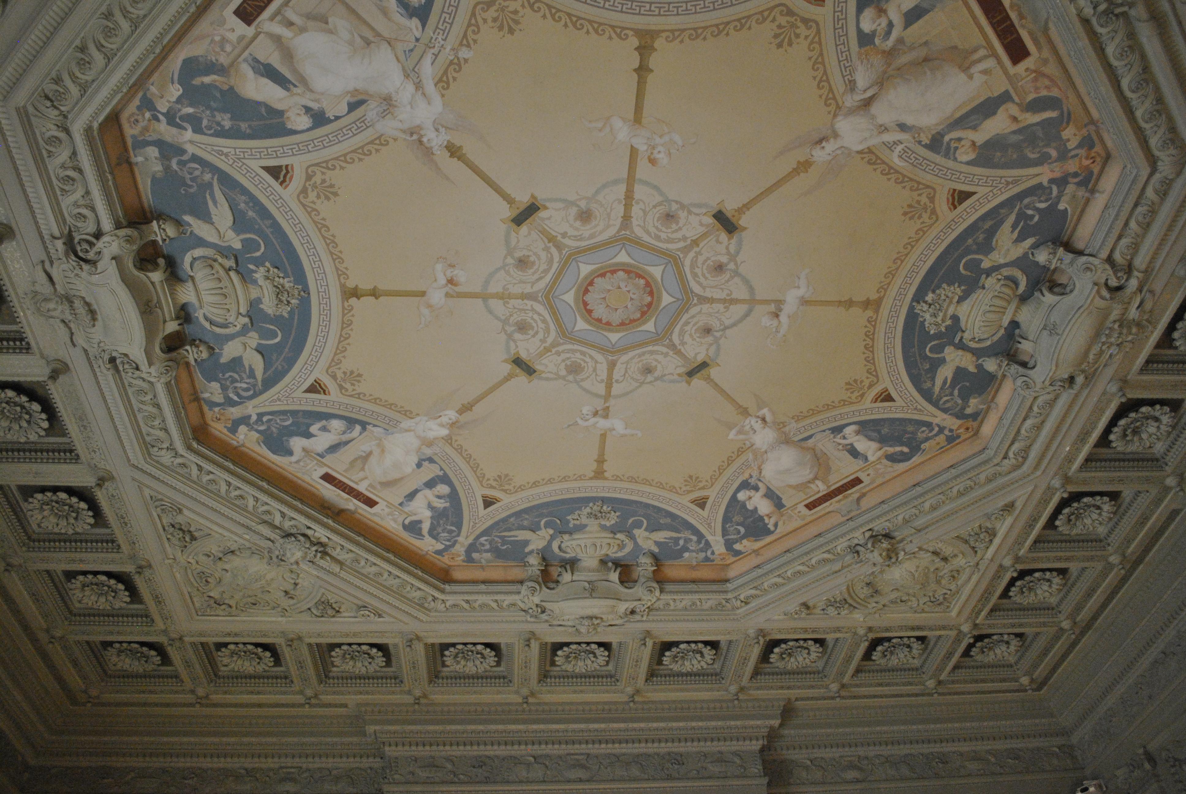 Breakers Ceiling Art Lunanista