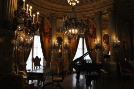 Breakers music room