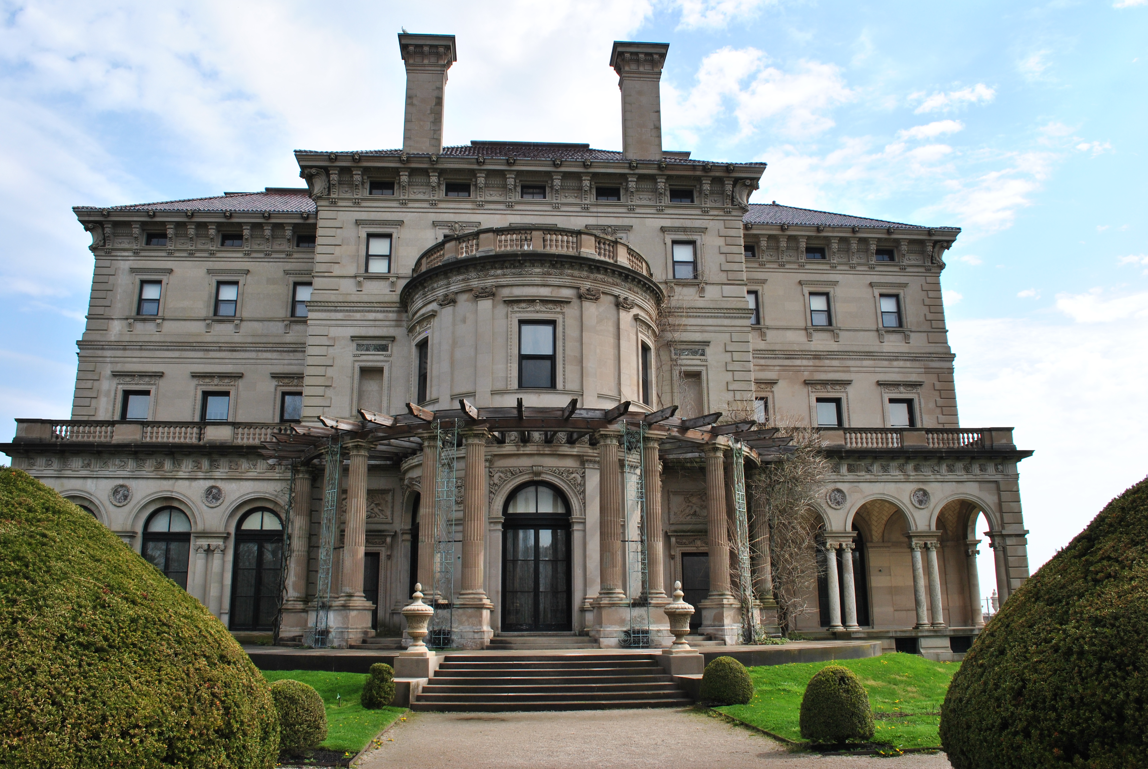 The Breakers Newport Rhode Island Lunanista