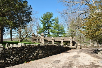 Gillette castle path to grand central