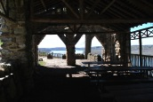 Gillette castle picnic shelter