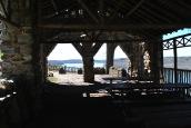 Gillette castle picnic shelter