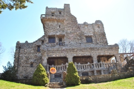 Gillette castle view from grand central station