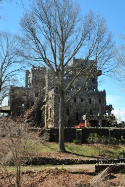 Gillette castle view