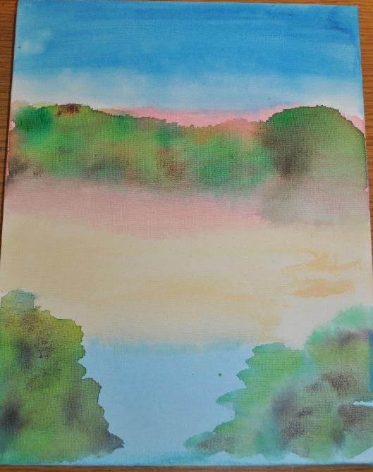 landscape redo