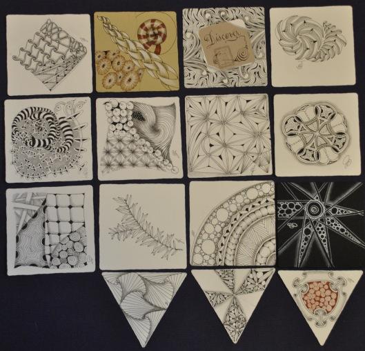 main mosaic