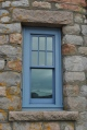 Narragansett tower door window