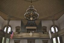 Providence Biltmore CZT 27 city views first unitarian church inside organ
