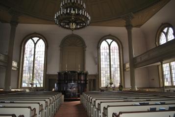 Providence Biltmore CZT 27 city views first unitarian church inside pulpit