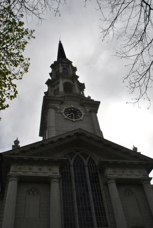 Providence Biltmore CZT 27 city views first unitarian church steeple