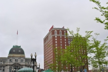 Providence Biltmore CZT 27 city views hotel from plaza