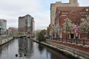 Providence Biltmore CZT 27 city views river beauty