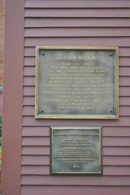 Providence Biltmore CZT 27 city views Steven Hopkins House