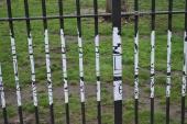 Providence Biltmore CZT 27 fence art detail