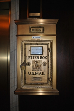 Providence Biltmore CZT 27 letterbox