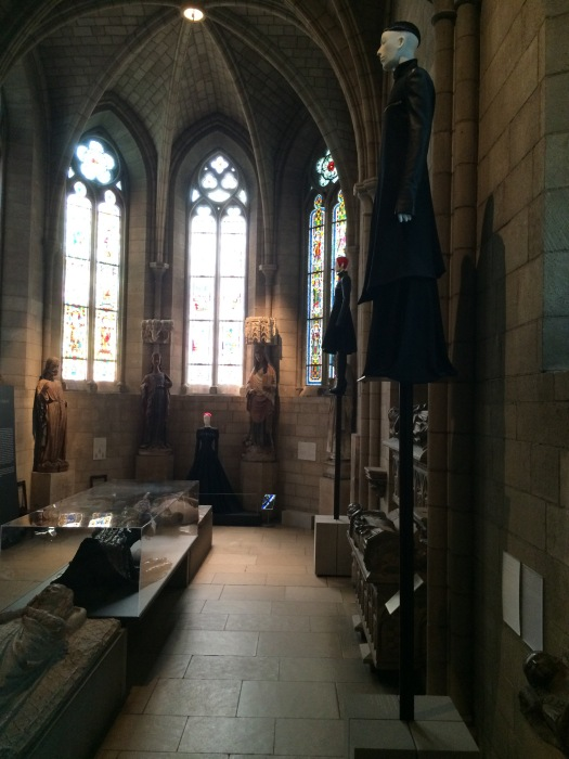 The Gothic Chapel overview
